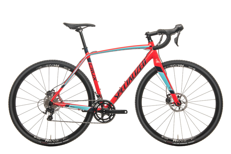 Specialized CruX Sport E5 Cyclocross Bike - 2018, 54cm drive side
