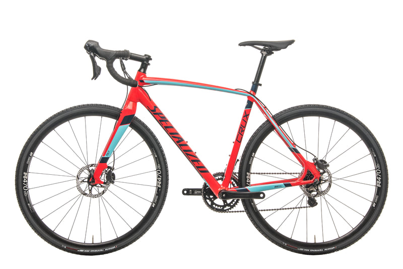 Specialized CruX Sport E5 Cyclocross Bike - 2018, 54cm non-drive side