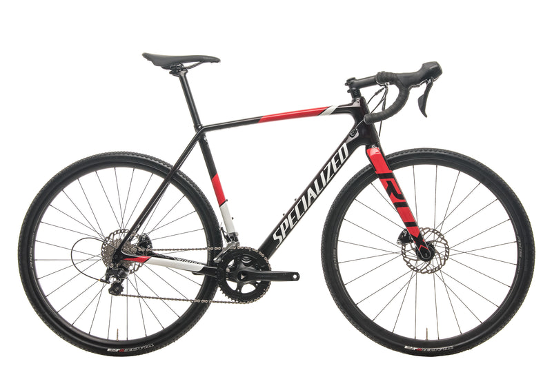 Specialized CruX Sport Cyclocross Bike - 2018, 56cm drive side