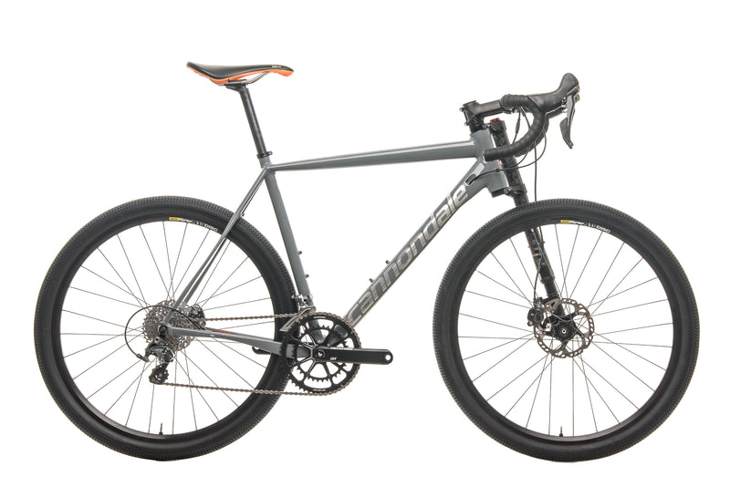 Cannondale Slate Gravel Bike - 2017, X-Large drive side