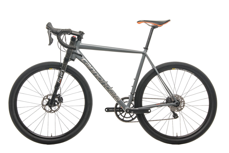 Cannondale Slate Gravel Bike - 2017, X-Large non-drive side