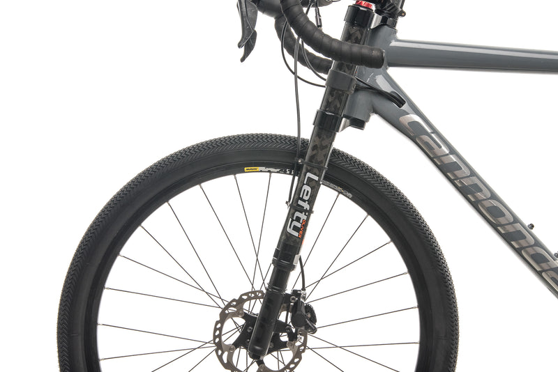 Cannondale Slate Gravel Bike - 2017, X-Large front wheel
