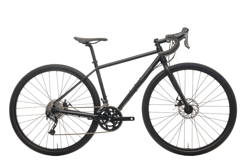 Specialized Sequoia Gravel Bike - 2018, 52cm drive side