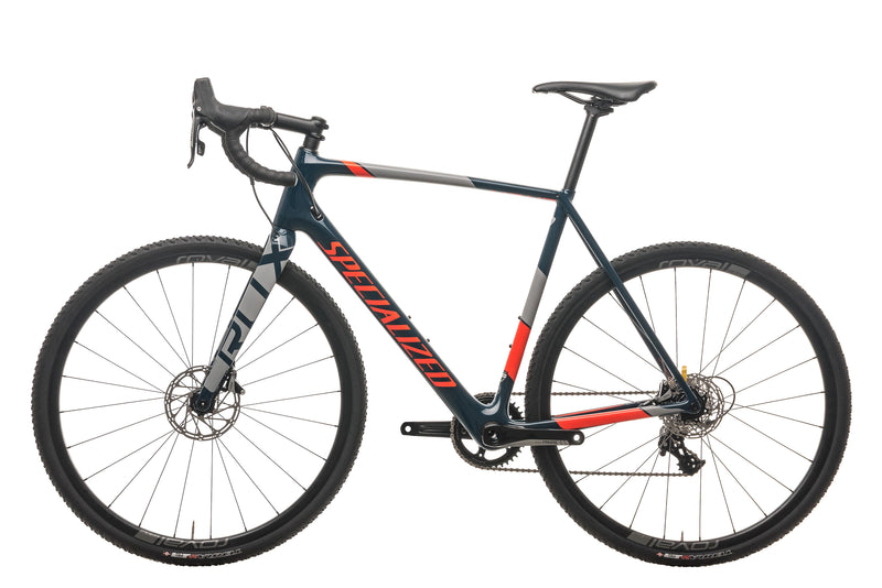 Specialized CruX Elite X1 Cyclocross Bike - 2018, 58cm non-drive side