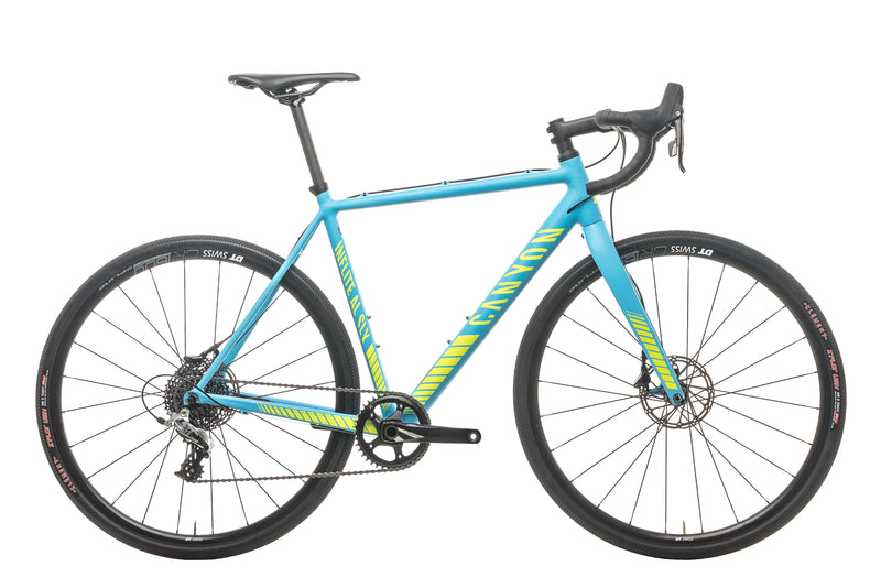 Canyon Inflite AL SLX Cyclocross Bike - 2018, Medium drive side
