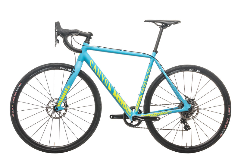 Canyon Inflite AL SLX Cyclocross Bike - 2018, Medium non-drive side