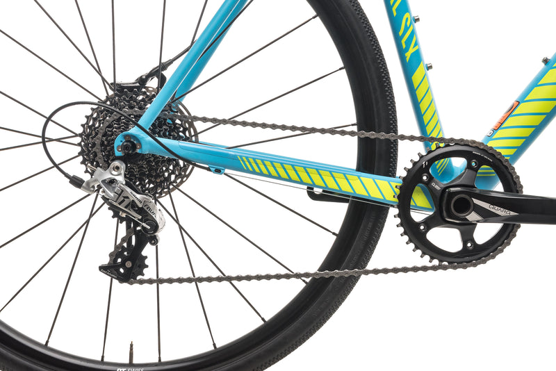 Canyon Inflite AL SLX Cyclocross Bike - 2018, Medium drivetrain