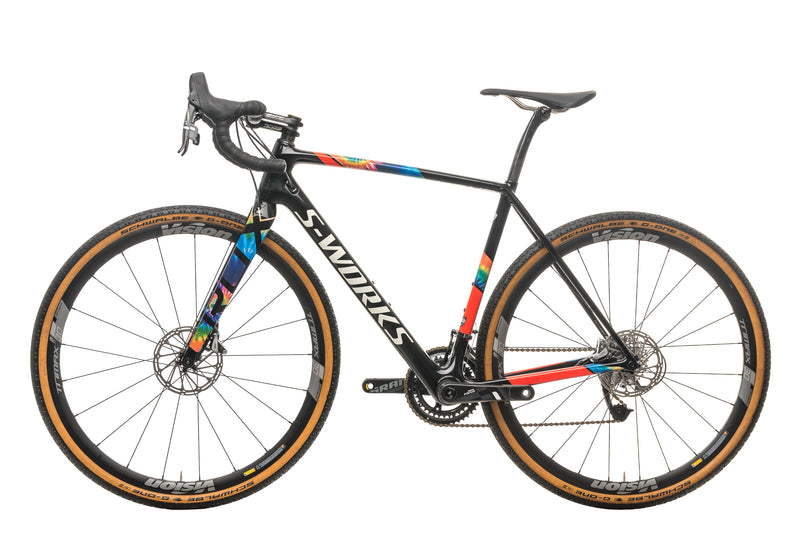 Specialized S-Works CruX Cyclocross Bike - 2018, 54cm non-drive side