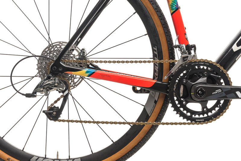Specialized S-Works CruX Cyclocross Bike - 2018, 54cm drivetrain