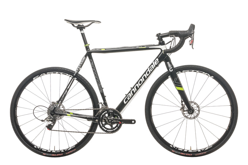 Cannondale SuperX Hi-MOD SRAM Red Disc Cyclocross Bike - 2015, 56cm drive side