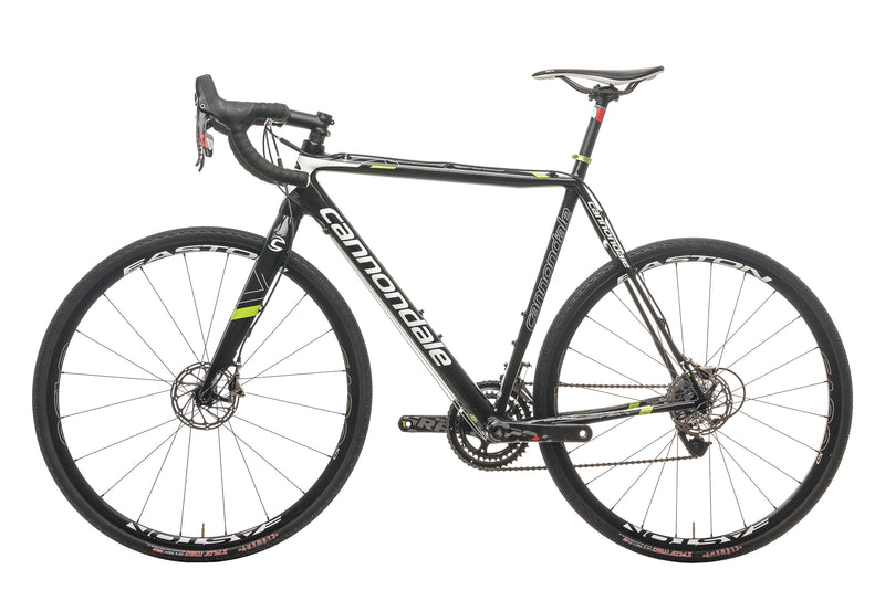 Cannondale SuperX Hi-MOD SRAM Red Disc Cyclocross Bike - 2015, 56cm non-drive side