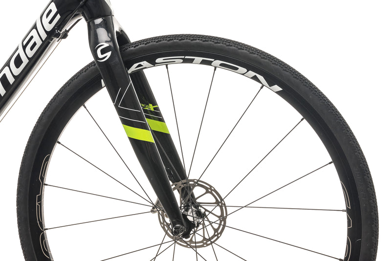 Cannondale SuperX Hi-MOD SRAM Red Disc Cyclocross Bike - 2015, 56cm front wheel