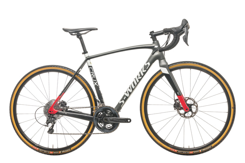Specialized S-Works CruX Cyclocross Bike - 2016, 54cm drive side