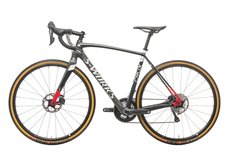 Specialized S-Works CruX Cyclocross Bike - 2016, 54cm non-drive side