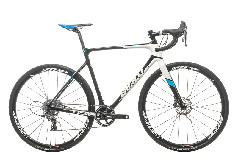 Giant TCX Advanced Pro 1 Cyclocross Bike - 2016, Med/Large drive side
