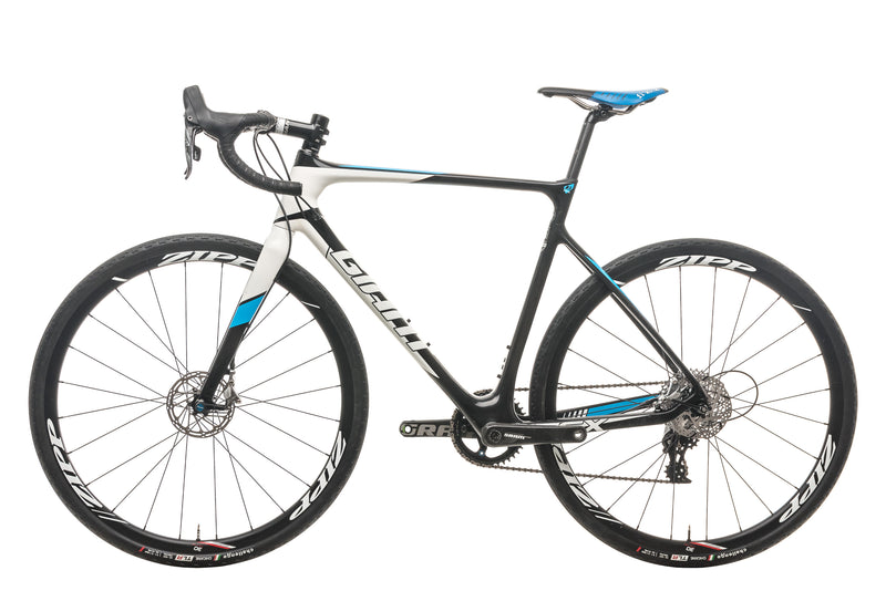 Giant TCX Advanced Pro 1 Cyclocross Bike - 2016, Med/Large non-drive side