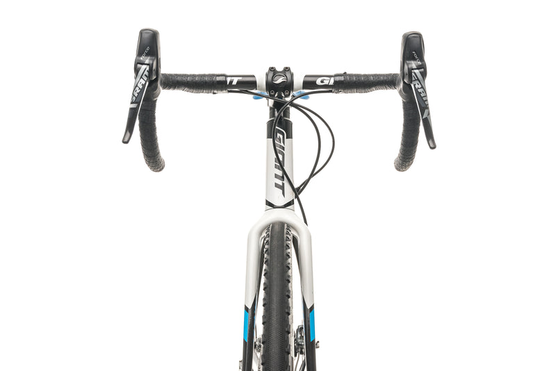 Giant TCX Advanced Pro 1 Cyclocross Bike - 2016, Med/Large cockpit