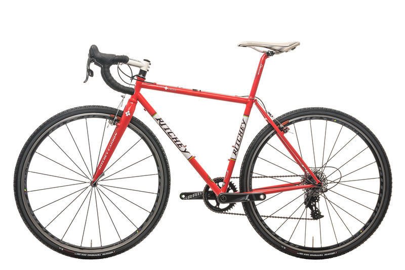 Ritchey Swiss Cross Canti Cyclocross Bike, 51cm non-drive side
