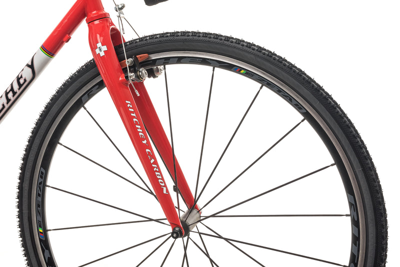 Ritchey Swiss Cross Canti Cyclocross Bike, 51cm front wheel