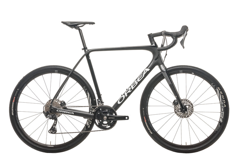 Orbea Terra M20 Gravel Bike - 2020, Large drive side