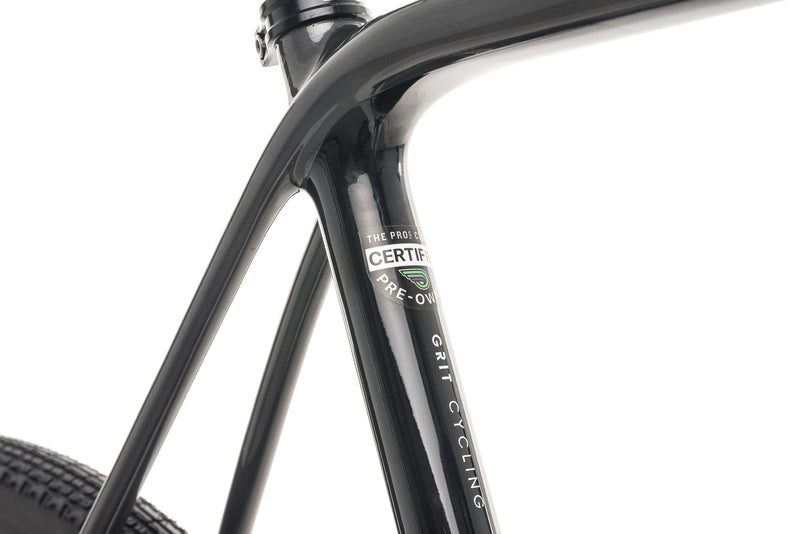Orbea Terra M20 Gravel Bike - 2020, Large sticker