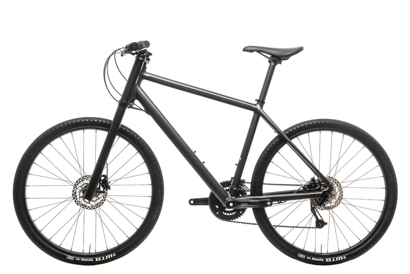 Cannondale Bad Boy 2 Hybrid Commuter Bike - 2020, Medium non-drive side