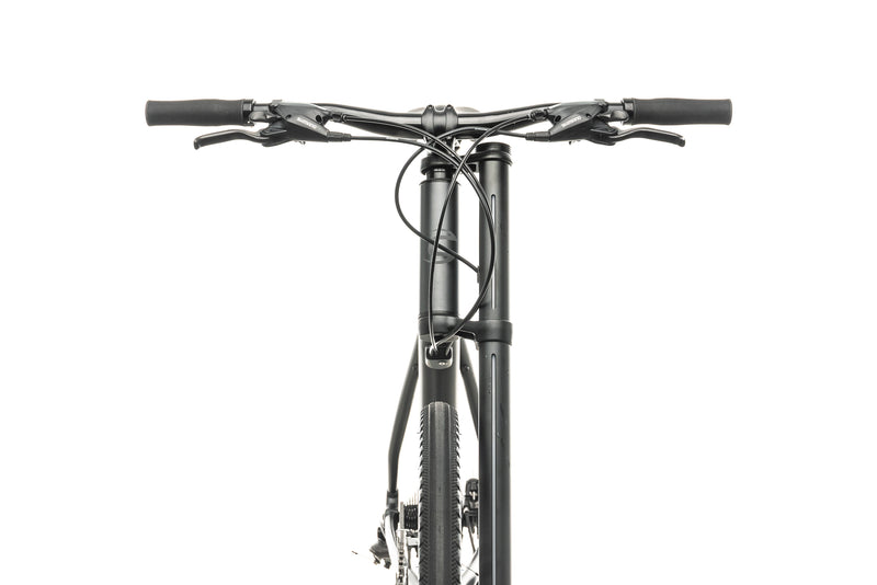 Cannondale Bad Boy 2 Hybrid Commuter Bike - 2020, Medium cockpit