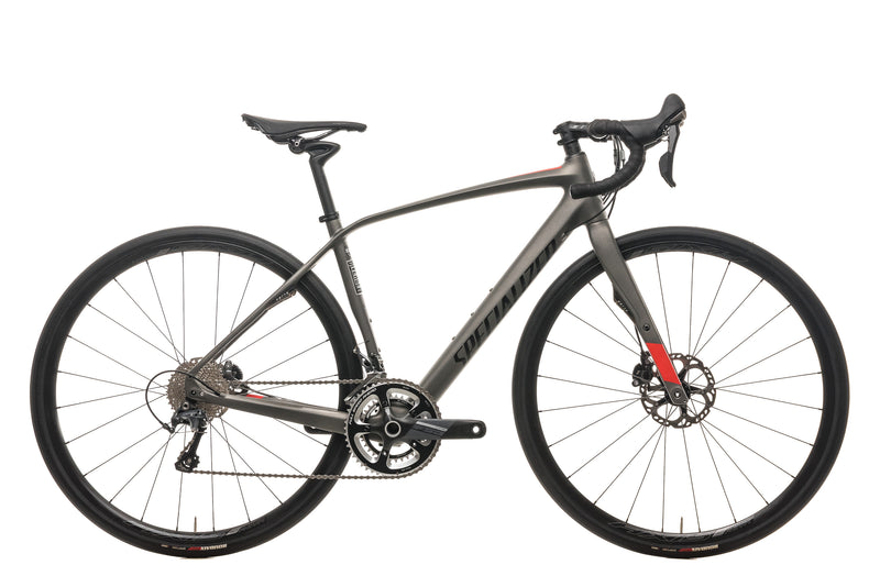Specialized Diverge Expert Carbon Road Bike - 2015, 54cm drive side