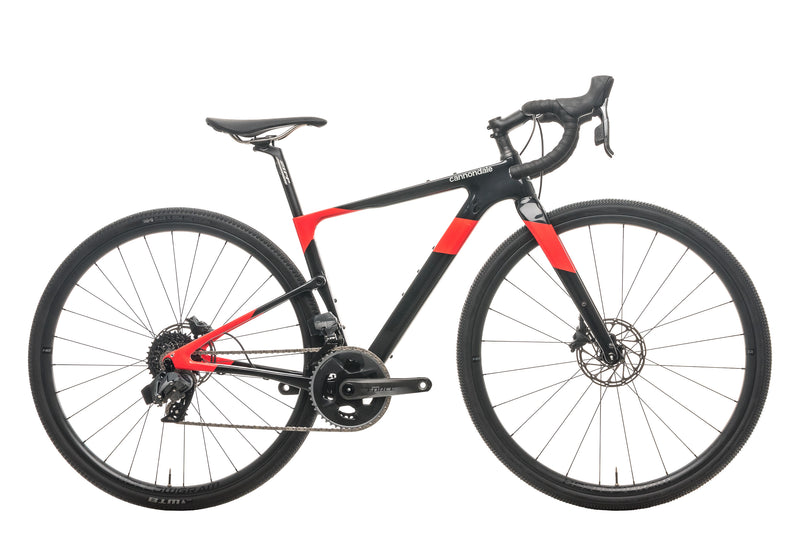 Cannondale Topstone Gravel Bike - 2020, X-Small drive side