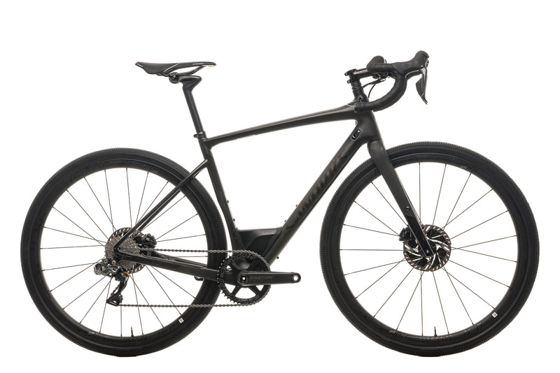 Specialized S-Works Diverge Di2 Mens Gravel Bike - 2019, 56cm drive side