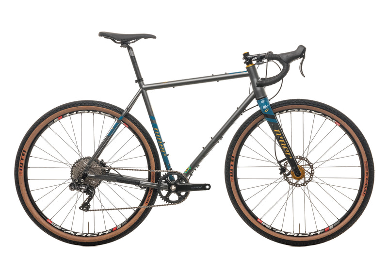 Niner RLT 9 Steel Gravel Bike - 2020, 56cm drive side