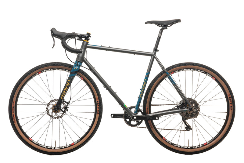 Niner RLT 9 Steel Gravel Bike - 2020, 56cm non-drive side