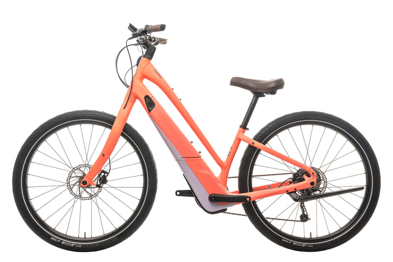 Specialized Como 2.0 Low Entry Hybrid E Bike - 2018, Small non-drive side