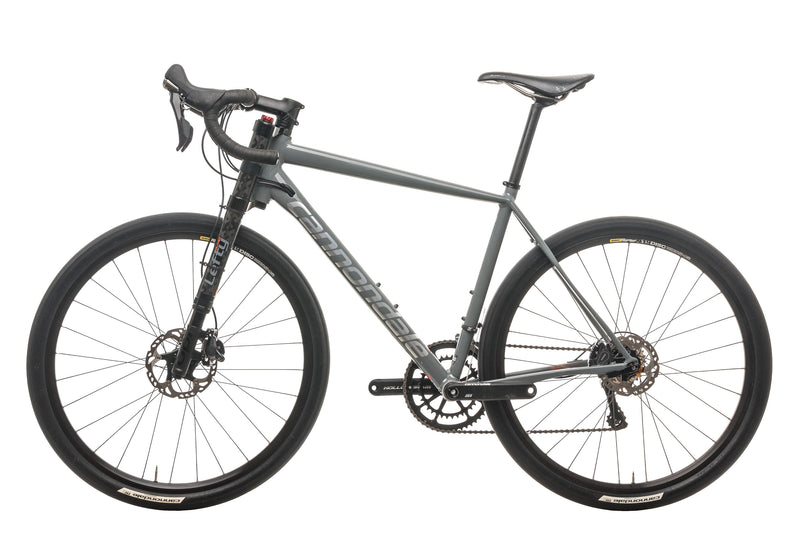 Cannondale Slate Gravel Bike - 2017, Large non-drive side