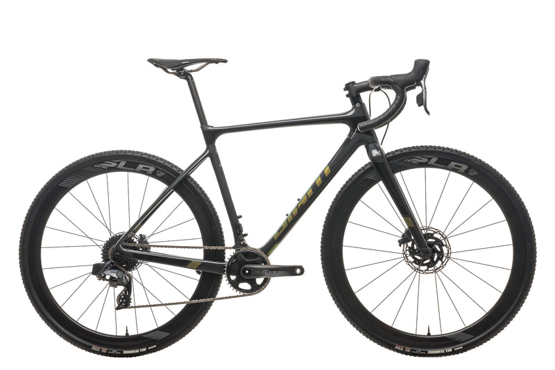 Giant TCX Advanced Pro 0 Force Cyclocross Bike - 2020, Small drive side