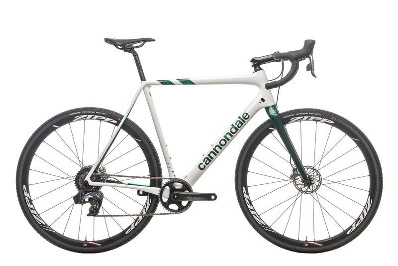 Cannondale SuperX Force eTap AXS Cyclocross Bike - 2020, 58cm drive side