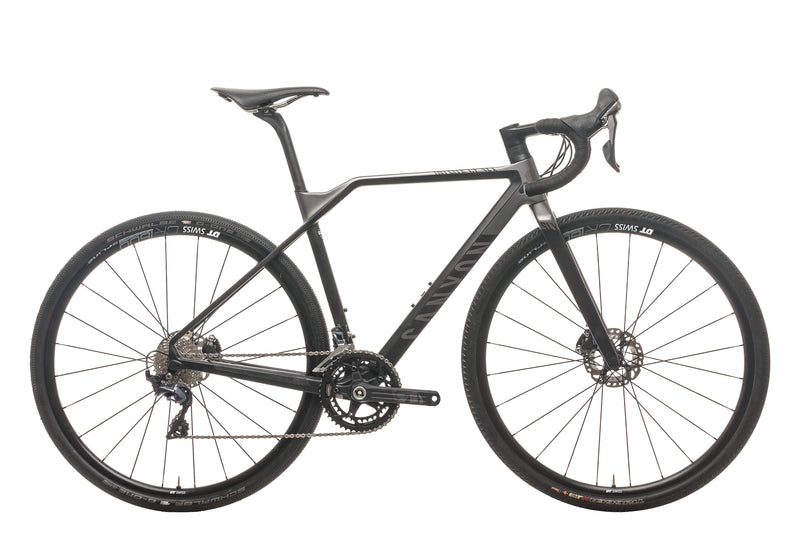 Canyon Inflite SLX CF 9.0 Cyclocross Bike - 2018, X-Small drive side