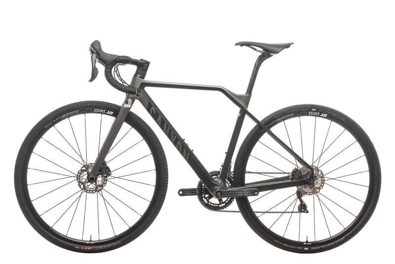 Canyon Inflite SLX CF 9.0 Cyclocross Bike - 2018, X-Small non-drive side