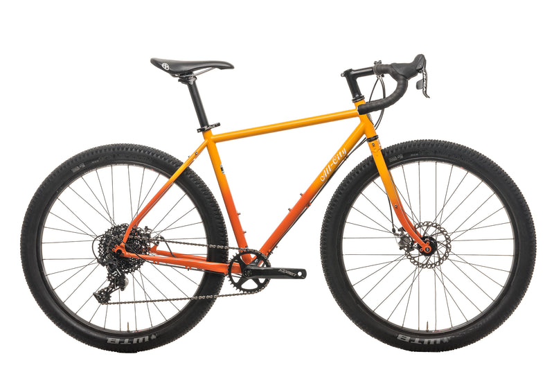 All-City Gorilla Monsoon Gravel Bike - 2020, 49cm drive side
