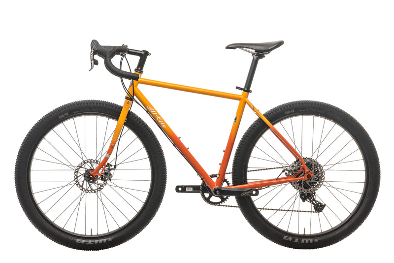 All-City Gorilla Monsoon Gravel Bike - 2020, 49cm non-drive side
