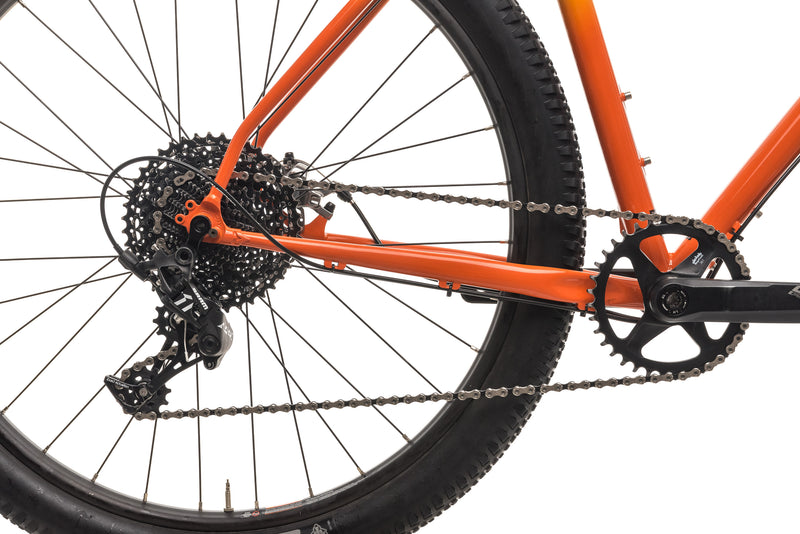All-City Gorilla Monsoon Gravel Bike - 2020, 49cm drivetrain