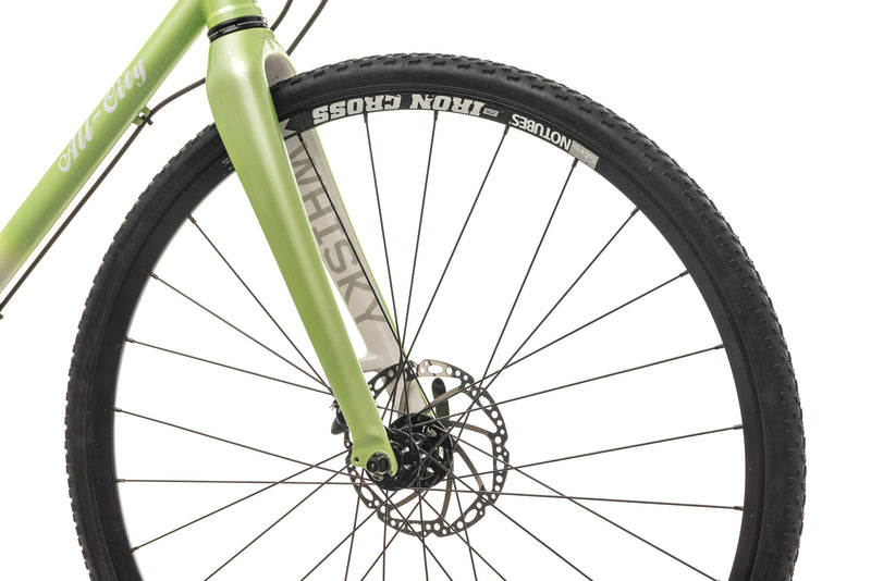 All-City Nature Boy Disc Cyclocross Bike - 2017, 55cm front wheel