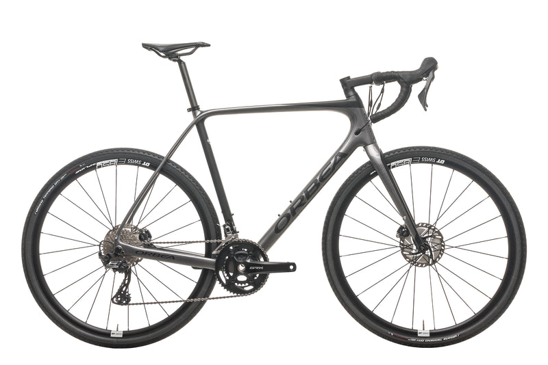 Orbea Terra M20-D Gravel Bike - 2020, Large drive side
