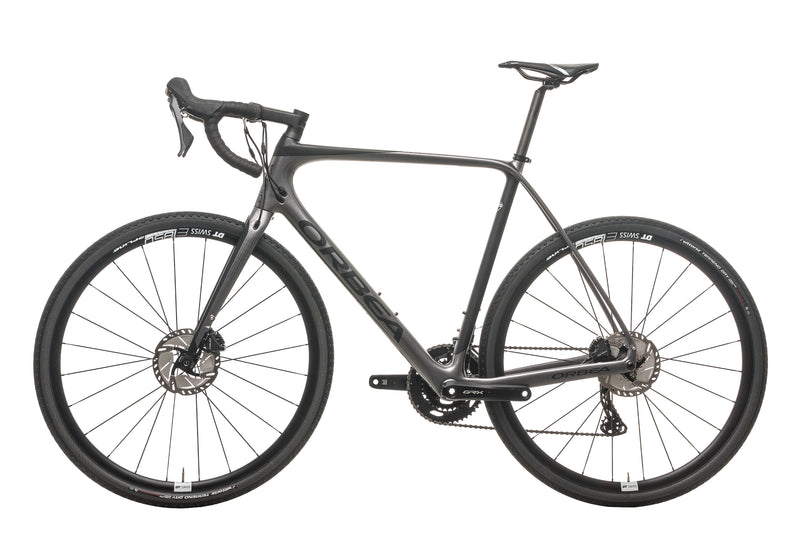 Orbea Terra M20-D Gravel Bike - 2020, Large non-drive side