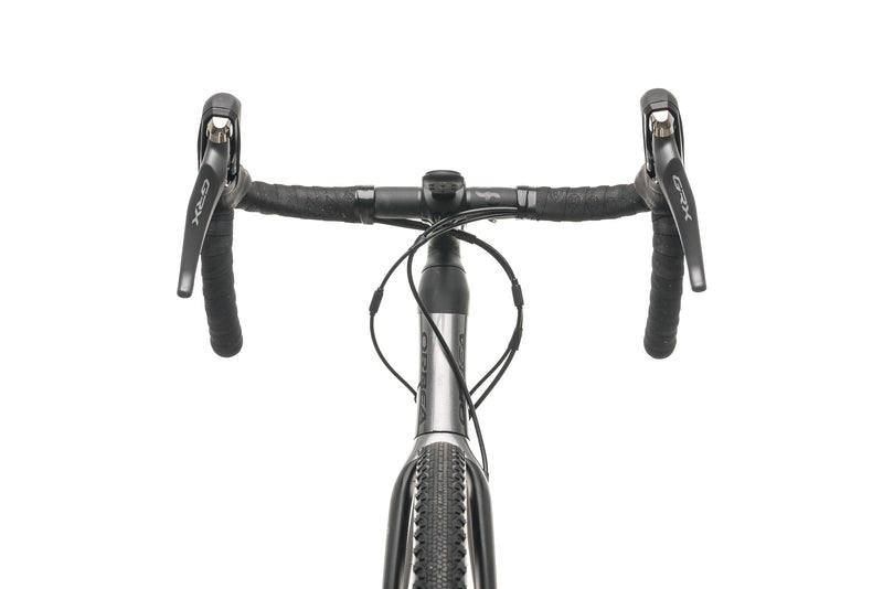 Orbea Terra M20-D Gravel Bike - 2020, Large cockpit