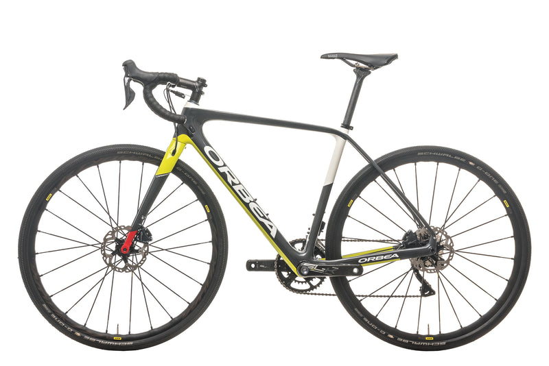 Orbea Terra M20i-D Gravel Bike - 2018, Small non-drive side