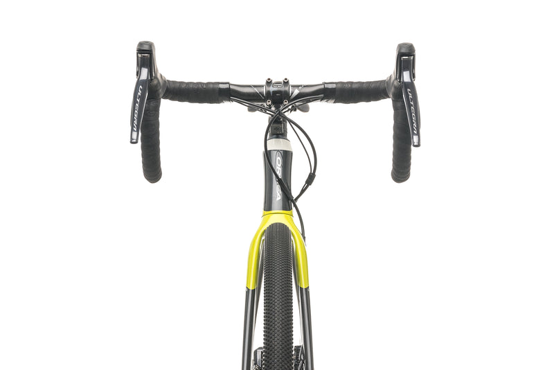 Orbea Terra M20i-D Gravel Bike - 2018, Small cockpit