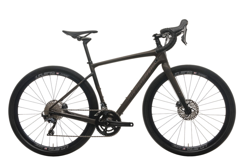 Specialized Diverge Comp Gravel Bike - 2019, 54cm drive side