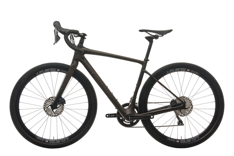 Specialized Diverge Comp Gravel Bike - 2019, 54cm non-drive side