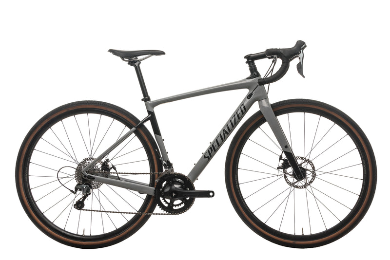Specialized Diverge Sport Mens Gravel Bike - 2018, 54cm drive side